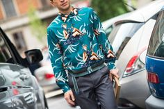 MenStyle1- Men's Style Blog - Men's printed style. FOLLOW for more pictures. ...