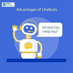 """Advantages of Bot Development: ◙ Stay updated with the trends ◙ Facilitate customer service ◙ Enhanced customer engagement ◙ Efficient Analytics ◙ Better lead generation ◙ Cost Saving ◙ Better team productivity ◙ Reduce human errors"" #ConversationalAI #Chatbots #BotPlatform #MachineLearning #BotDevelopment #BotBuildings #AI #ML #BusinessIntelligence #Bot #GrowthHacking #chatbotdevelopmentcompany #VirtualAssistants #chatbotdevelopment #ChatbotMarketingServices #ChatbotServices Free Website Templates, Psd Templates, Web Banner, Banner Template, Knowledge Graph, May I Help You, Machine Learning Models, Customer Engagement, Business Intelligence"