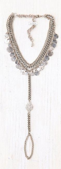 Metal Chain Foot Jewelry