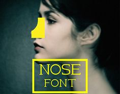 "Check out new work on my @Behance portfolio: ""Nose 