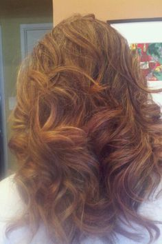 rose gold highlights....this is pretty what do you all think? need a new summer color