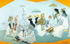 PINTURAS COLECCIÓN MUSEO FORTABAT | Art'Trekking ~ ART TREKKING ARGENTINA