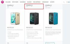 [MotorolaMob] Moto G4 Play - R$ 769,00 em até 7x s/ juros! *Cupom*