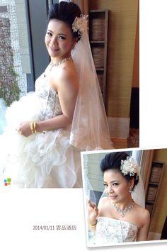 金旻兒 新娘秘書 0917370291