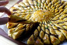 Feta Tapenade Tarte Soleil: yeah, I'm totally going to change the filling and…
