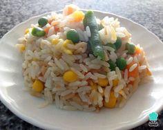 Cheap and Easy Primavera Rice Recipe