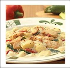 Olive Garden Recipes - not copy cats, the actual recipies on the Olive Garden site