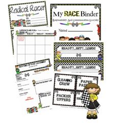 Download for race theme