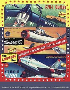 Lindberg Gift Planes Gift Set 2