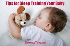 sleep training baby mommyetime Tips for Sleep Training Your Baby