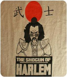 The Last Dragon Shogun of Harlem T-Shirt. by Supersweetshirts.com