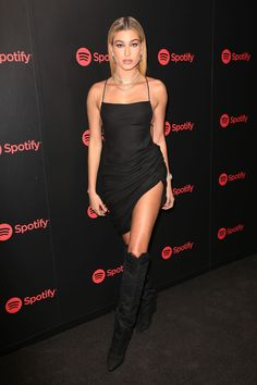 Hailey Baldwin – 2018 Spotify Best New Artists Party NYC