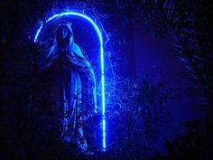 174/365 - Our Lady of the Neon Light, Palermo, Sicily