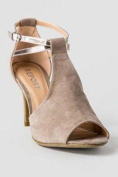 Roxanne Peep Toe Heel