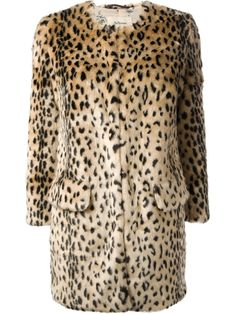 Who doesn't have/WANT a leopard print coat??