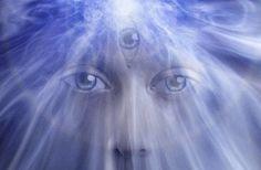 & Om mantra - Most Powerful Third Eye Opening Meditation In The World Intuition, Mentor Espiritual, Opening Your Third Eye, Om Mantra, Spiritual Eyes, Spiritual Awakening, Les Chakras, Mudras, Easy Meditation
