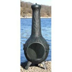 Blue Rooster   AL046GK   Orchid   52 Inch Gas Chiminea * Pinterest Friends  Only:
