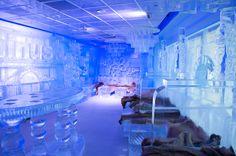 Sydney Ice Bar ~ Minus 5 : 2006