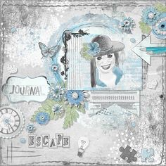 Sketchibbles Blue by Rosies Designs Template by Fiddle-Dee-Dee-Designs