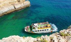 Sea Cave tours in Portugal aboard a Catamaran Rodman 59 | GetMyBoat