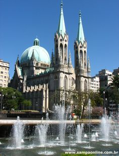 Catedrais do Brasil - SkyscraperCity