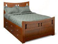 Full Captain's Bed