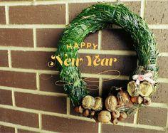 Flowers of Soul Wreaths, Halloween, Floral, Flowers, Christmas, Home Decor, Corona, Xmas, Decoration Home