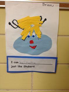 Ms. Martin's Shubert Project