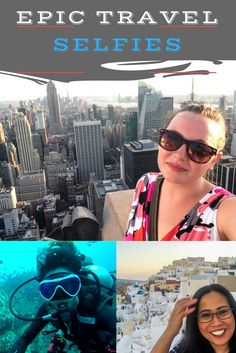 Bloggers share their epic #travel #selfies in our latest collab post.  #selfieculture #wanderlust