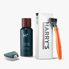 a2805569f1 Harry s Shave Club - Free Trial Set Shave Club