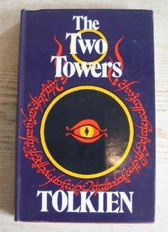 UK Edition of The Two Towers. Published by George Allen & Unwin in London, 1973.