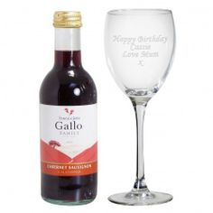 personalised red wine - http://www.bottlebazaar.co.uk