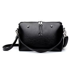 High-grade leather crossbody bag 2016 new Europe and American leather shoulder bag female portable multi-purpose shoulder bag Leather Crossbody Bag, Leather Purses, European Fashion, Cow Leather, Leather Fashion, Leather Shoulder Bag, Saddle Bags, Purses And Bags, Handbags
