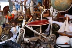 Flea Markets in BarcelonaBarcelona's famous for having great shopping streets – Passeig de Gràcia and Portal de l'Àngel areprobably the...