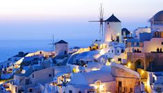 Santorini Windmills by ZooMMER - Travel Photos, via 500px