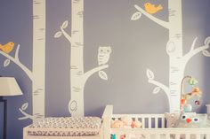 Owl Nursery Decor Ideas