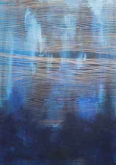 Ethereal Abstract Paintings – Tracie Cheng