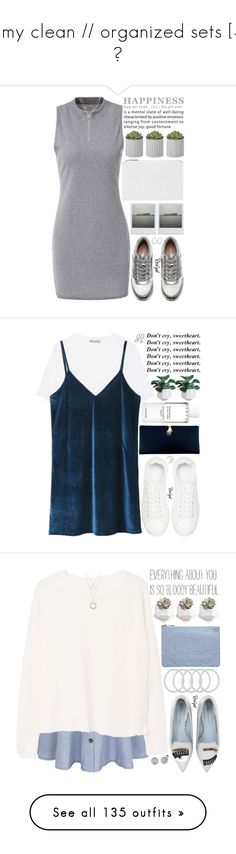 """♡ my clean // organized sets [4] ♡"" by exco ❤ liked on Polyvore featuring Whistles, clean, organized, rosegal, Anine Bing, Vince, Gucci, Chantecaille, MANGO and Chiara Ferragni"