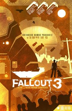 Fallout Video Game Movies, Video Game Posters, Movie Posters, Video Game  Art, 754ed974d9