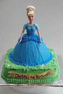 Bon Gâteau: Cinderella Cake