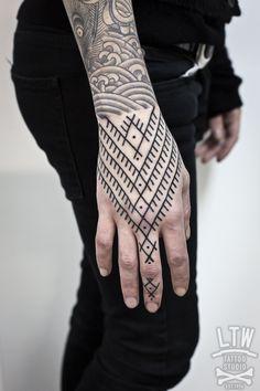 Jorge Teran. LTW ≈ Barcelona Tattoo