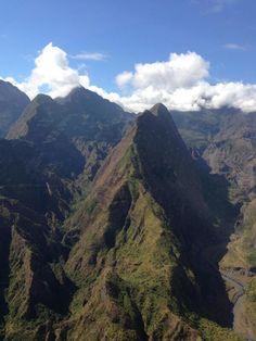 Mafate - Reunion Island (twitted by philjeanpierre)