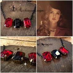 The Vampire Diaries INSPIRED Jewelry  Lexi by LAcchiappasogni