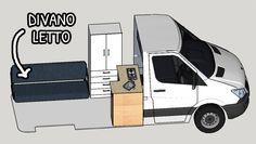 141 Fantastiche Immagini Su Furgoni Camperizzati Camper Van
