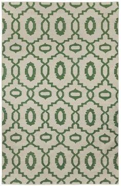 Moor in emerald, 100% wool - Capel Rugs - Huck Finns Warehouse