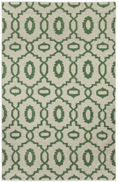 Moor Emerald Rug | By Genevieve Gorder for Capel Rugs, America's Rug Company