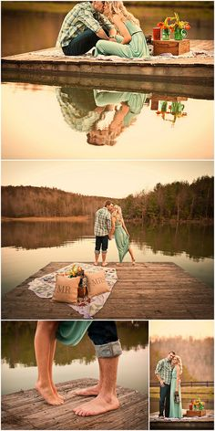 Gorgeous engagement shoot
