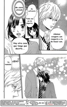 Ookami shoujo to kuro ouji manga capitulos 42 en Español Página 8