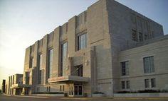 Durham Museum, one of my favorite buildings in Omaha