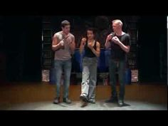 Members of STOMP show you how to  make rhythm with breath mints. #LetsMakeRhythm